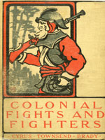 NYSL Decorative Cover: Colonial fights and fighters