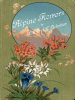NYSL Decorative Cover: Coloured vade-mecum to the Alpine flora ...