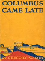 NYSL Decorative Cover: Columbus came late