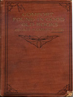 NYSL Decorative Cover: Comfort found in good old books
