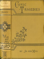 NYSL Decorative Cover: Comic tragedies