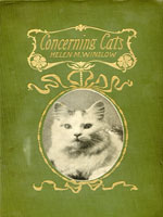 NYSL Decorative Cover: Concerning cats