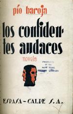NYSL Decorative Cover: Confidentes audaces
