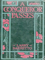 NYSL Decorative Cover: Conqueror Passes