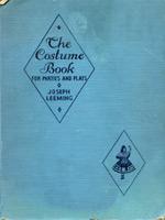 NYSL Decorative Cover: Costume Book