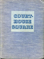 NYSL Decorative Cover: Court-house square.