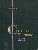 NYSL Decorative Cover: Critical thinking