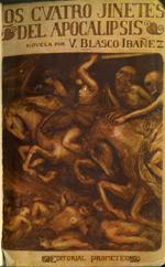 NYSL Decorative Cover: Cuatro jinetes del Apocalipsis
