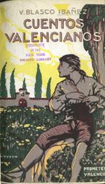 NYSL Decorative Cover: Cuentos valencianos