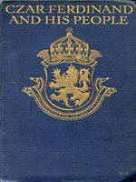 NYSL Decorative Cover: Czar Ferdinand and his people