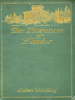 NYSL Decorative Cover: Florence of Landor