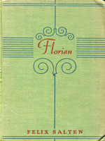 NYSL Decorative Cover: Florian, the emperor's stallion,
