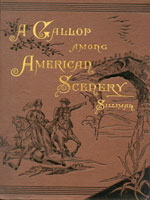 NYSL Decorative Cover: Gallop among American scenery