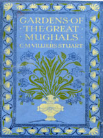 NYSL Decorative Cover: Gardens of the great Mughals