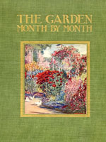 NYSL Decorative Cover: Garden month by month