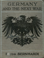 NYSL Decorative Cover: Germany and the next war