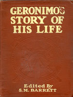 NYSL Decorative Cover: Geronimo's story of his life