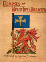 NYSL Decorative Cover: Glimpses of Welsh life and character