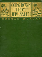 NYSL Decorative Cover: Going down from Jerusalem