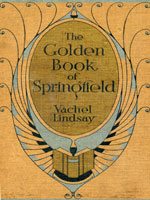NYSL Decorative Cover: Golden book of Springfield