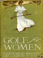 NYSL Decorative Cover: Golf for women