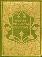 NYSL Decorative Cover: Great portraits as seen and described by great writers