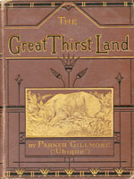 NYSL Decorative Cover: Great thirst land