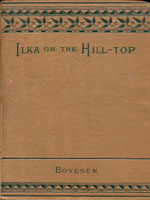 NYSL Decorative Cover: Ilka on the hill-top, and other stories.