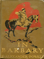 NYSL Decorative Cover: In Barbary