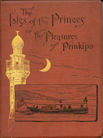 NYSL Decorative Cover: Isles of the Princes, or, The pleasures of Prinkipo