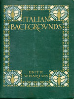 NYSL Decorative Cover: Italian backgrounds