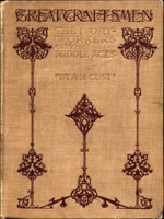 NYSL Decorative Cover: Ivory workers of the Middle Ages