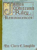 NYSL Decorative Cover: James Whitcomb Riley