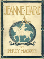 NYSL Decorative Cover: Jeanne d'Arc