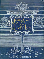 NYSL Decorative Cover: Jersey Street and Jersey Lane