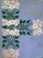 NYSL Decorative Cover: Jessica letters