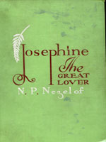NYSL Decorative Cover: Josephine, the great lover