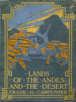 NYSL Decorative Cover: Lands of the Andes