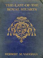 NYSL Decorative Cover: Last of the royal Stuarts