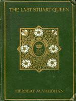 NYSL Decorative Cover: Last Stuart queen
