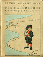 NYSL Decorative Cover: Later adventures of Wee Macgreegor