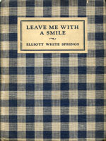 NYSL Decorative Cover: Leave me with a smile