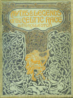 NYSL Decorative Cover: Legends of the Celtic race