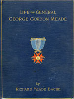 NYSL Decorative Cover: Life of General George Gordon Meade,