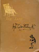 NYSL Decorative Cover: Life of George Cruikshank