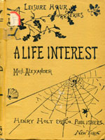 NYSL Decorative Cover: Life interest