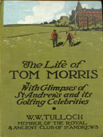NYSL Decorative Cover: Life of Tom Morris