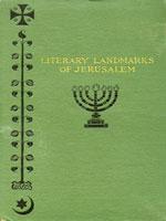 NYSL Decorative Cover: Literary landmarks of Jerusalem