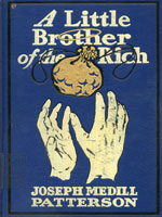NYSL Decorative Cover: Little brother of the rich