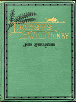 NYSL Decorative Cover: Locusts and wild honey